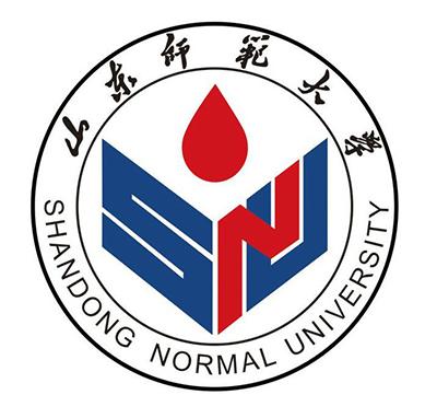 <a href='/yxzy/585.html' target='_blank'><u>山东师范大学</u></a>logo